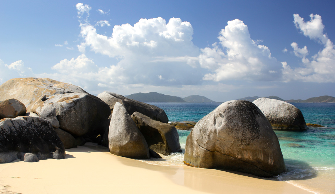 Spring Bay National Park, Virgin Gorda, BVI
