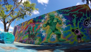 Wynwood mural Miami