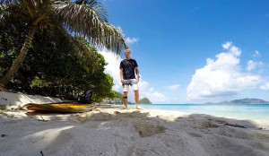 Stand Up Paddle Board Apple Bay Tortola