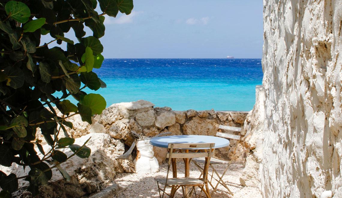 Oceanfront home Caribbean