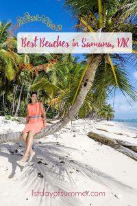 The best beaches in Samana, Dominican Republic