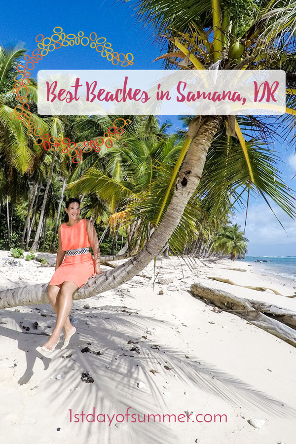 The best beaches in Samana, Dominican Republic