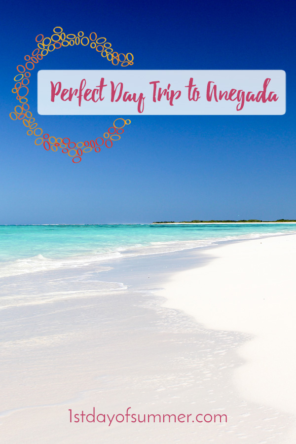 The Perfect day trip to Anegada