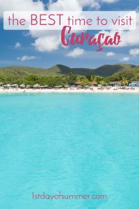 Weather in Curacao, when is the best time to visit