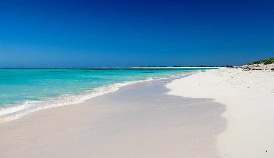 Cowwreck Beach Anegada