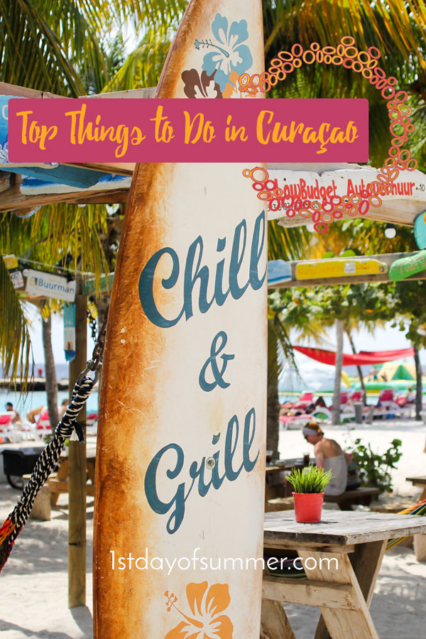 Top things to do in Curacao