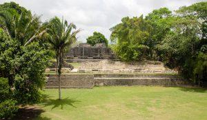 Xunantunich in Cayo Belize