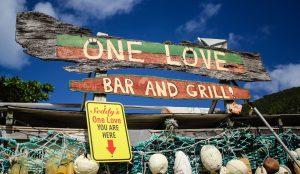 One Love Jost van Dyke