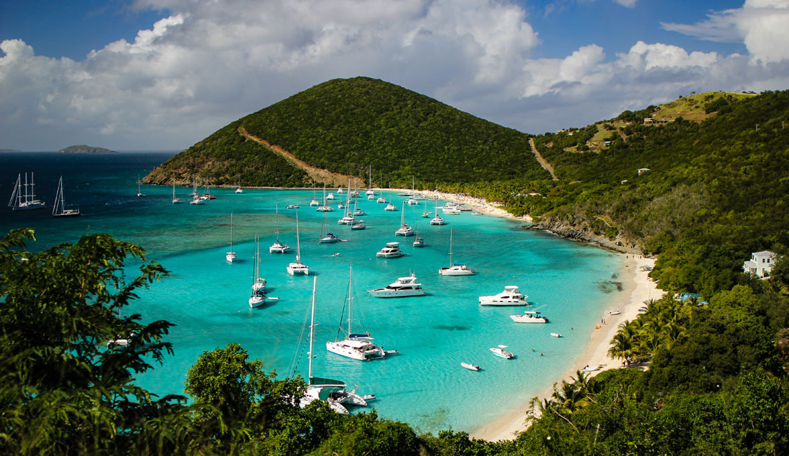 What Is The Virgin Islands Known For