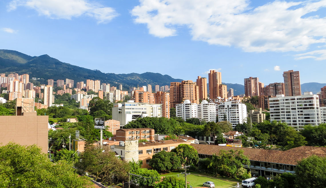 colombia-medellin-city-skyline