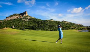 Play Golf at Old Quarry Golf course Curacao