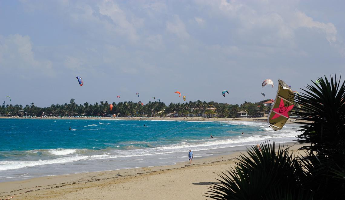 Kite Surf Paradise in Cabarete Dominican Republic