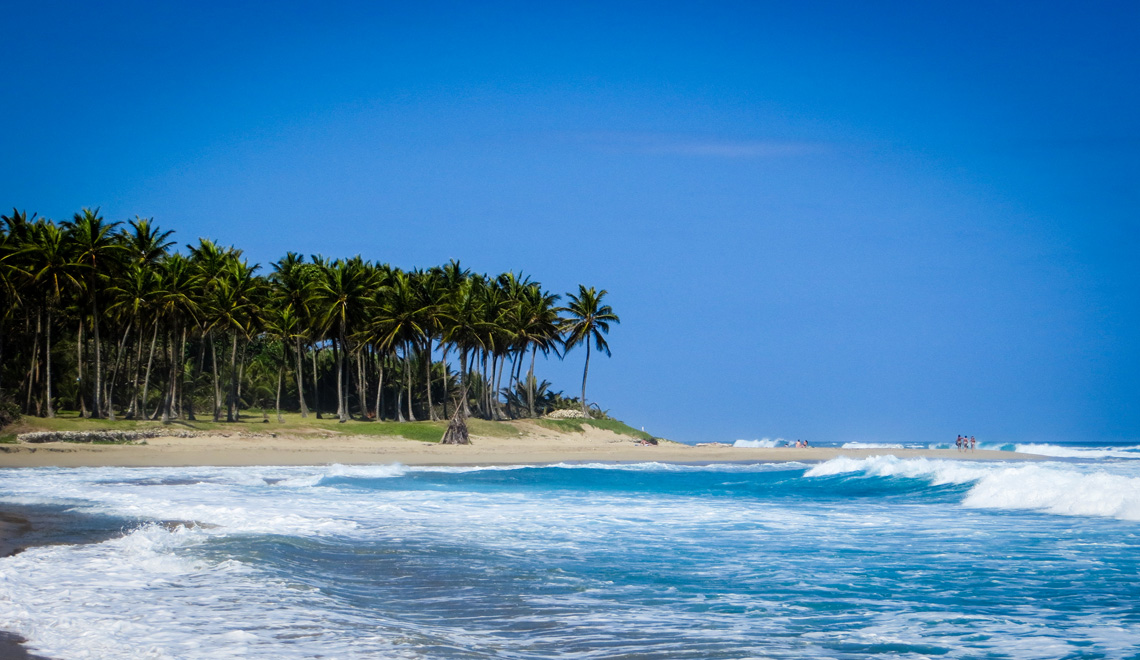 Playa Encuentro in Cabarete Dominican Republic
