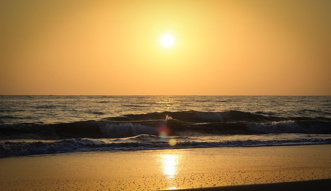 Sunrise in Cabarete Dominican Republic