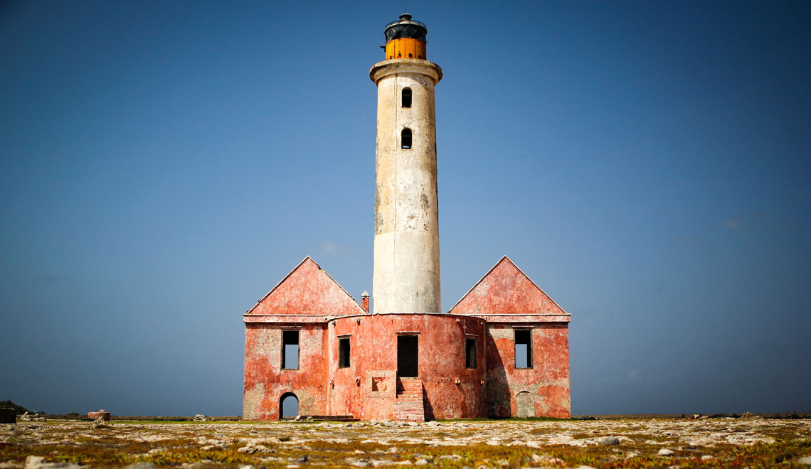 lighthouse-klein-curacao