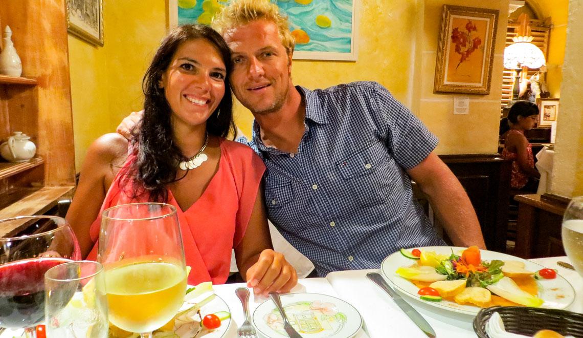 Sint Maarten Grande Case Foody Restaurant