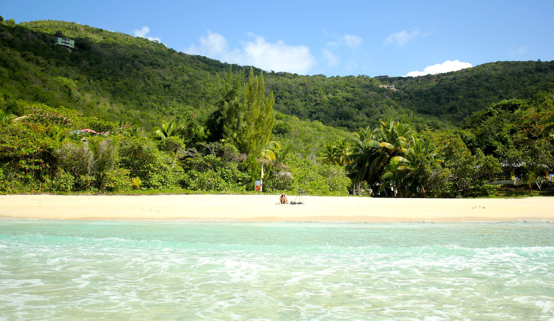Use sunscreen Caribbean Travel Tips
