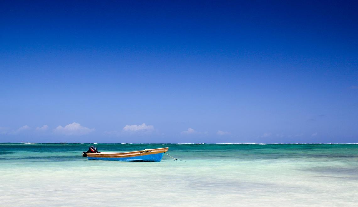 Las Galeras beach in Samana