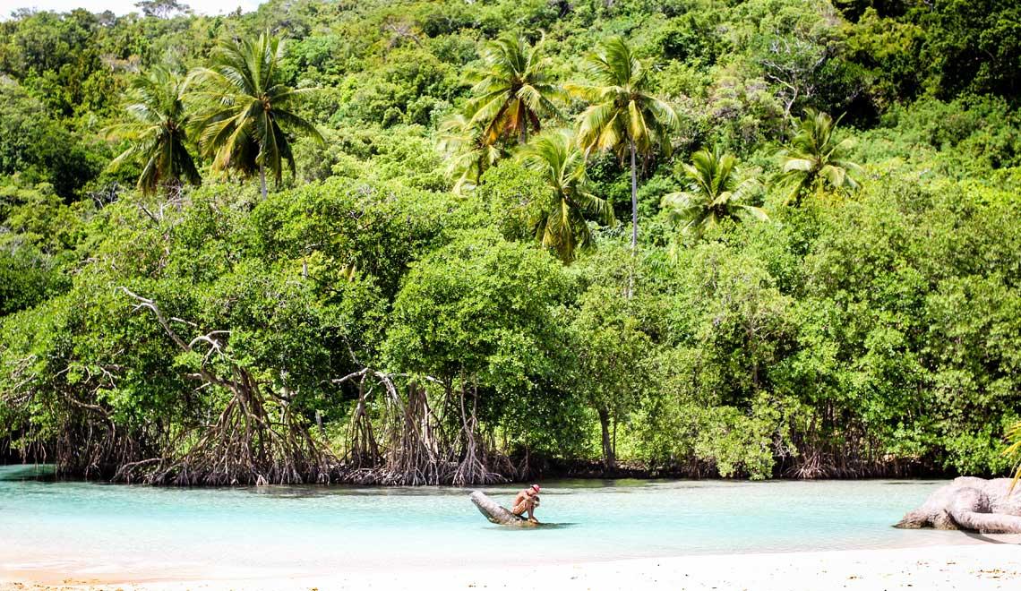 Playa Rincon in Samana