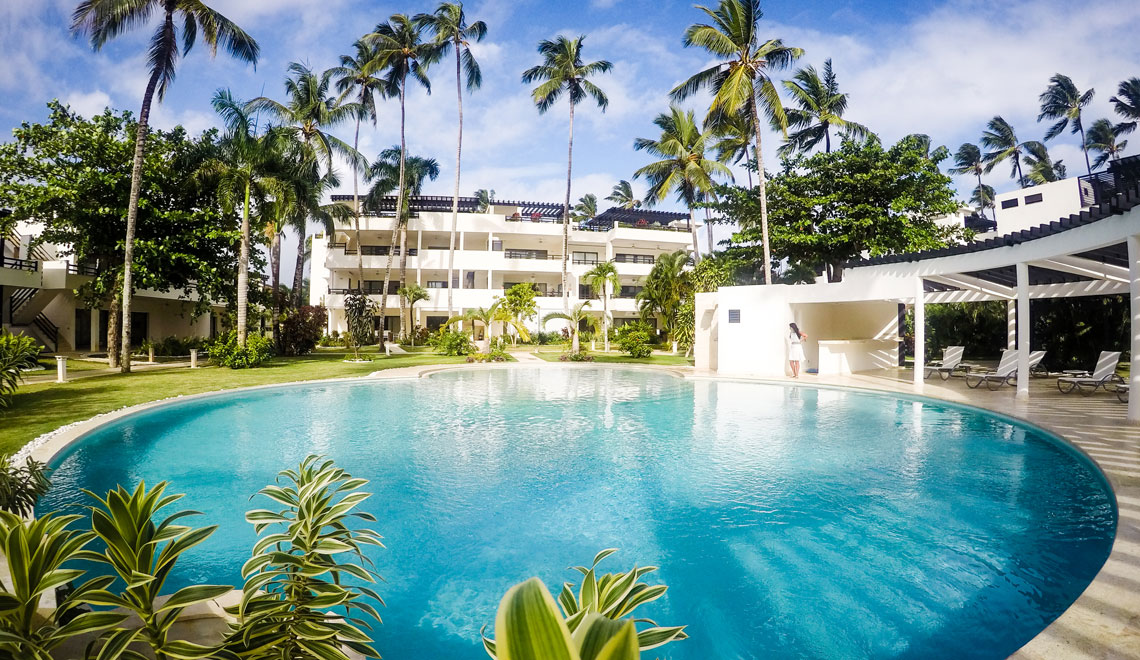 Stay at Aligio Aparthotel in Las Terrenas Samana