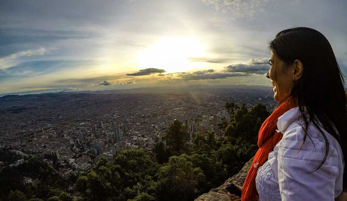 view-montserrate-bogota-colombia