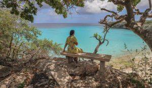 Beaches in Bandabou Curacao