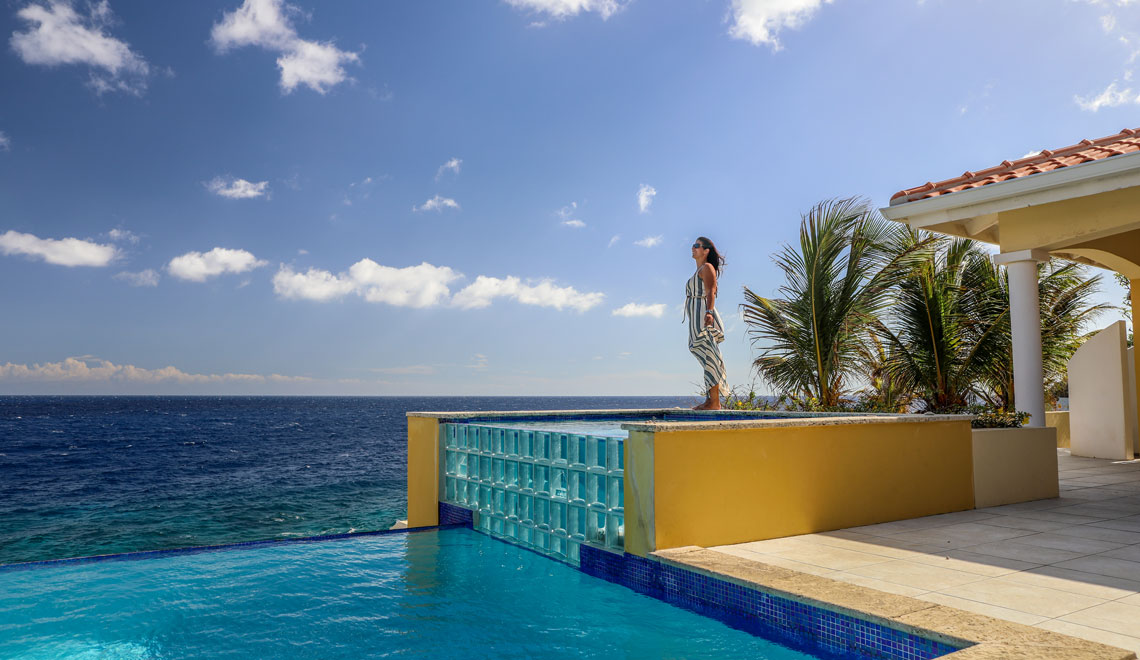 Coral Estate Villa Rentals Curacao
