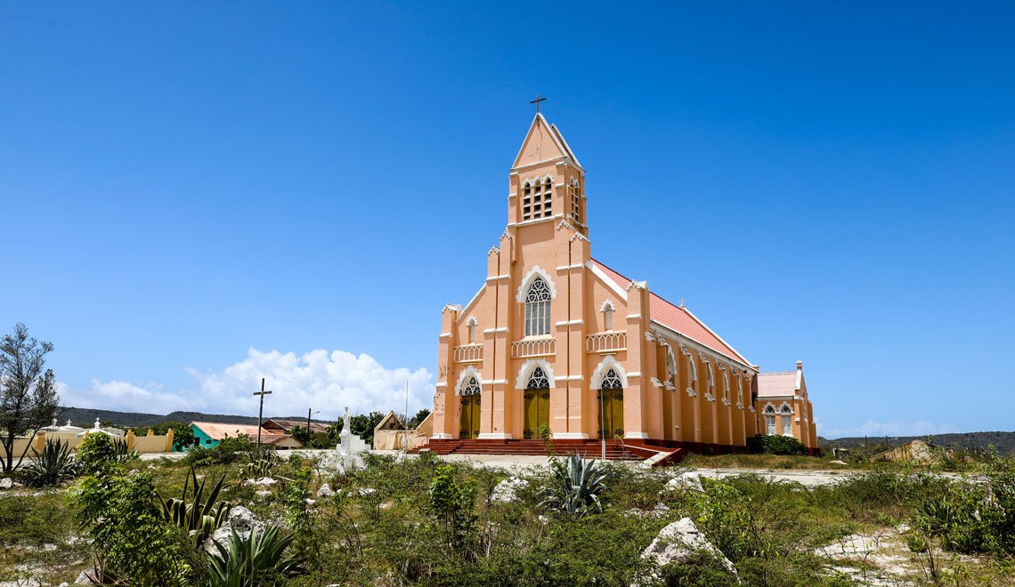Enjoy the Western side of Curacao
