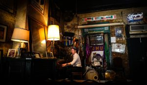 Jazz at Fritzels in the French Quarter