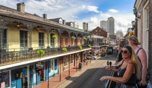 Hear the haunted stories of the French Quarter