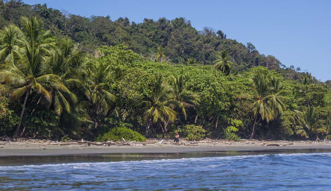 Beaches in Montezuma Costa Rica