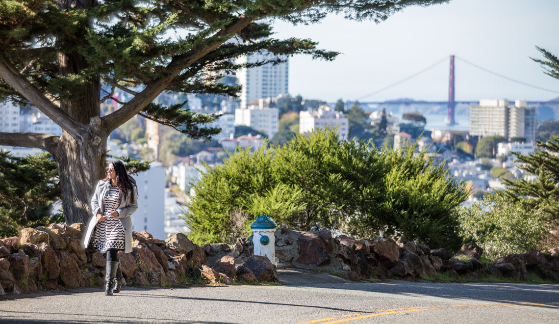 San Francisco tips for first timers