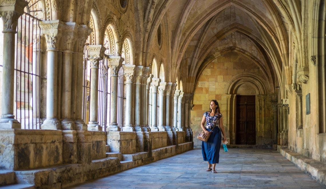 Explore the Cathedral of Tarragona
