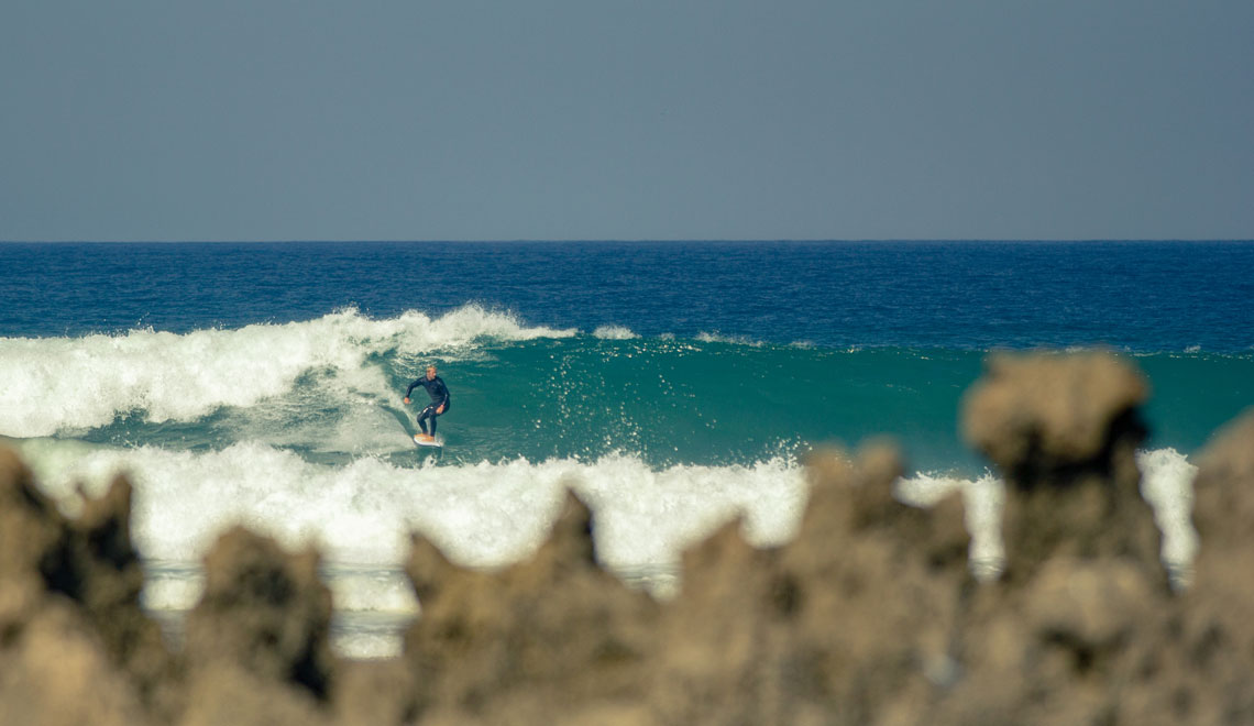 Surfer in Aljezur West Algarve