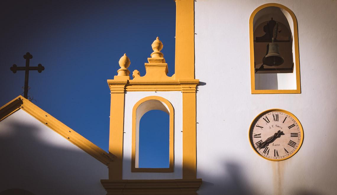 Church Igreja Nossa Senhora da Luz